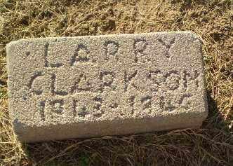 CLARKSON, LARRY - Clay County, Arkansas | LARRY CLARKSON - Arkansas Gravestone Photos