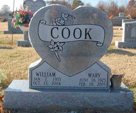 COOK, WILLIAM - Clay County, Arkansas | WILLIAM COOK - Arkansas Gravestone Photos