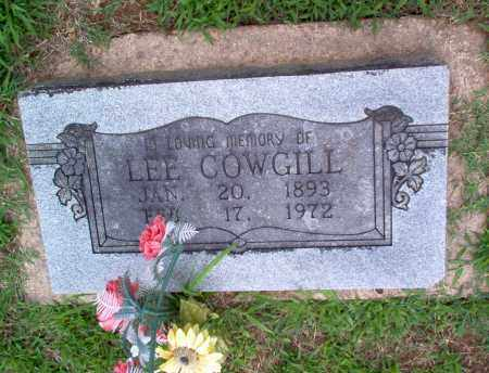 COWGILL, LEE - Clay County, Arkansas | LEE COWGILL - Arkansas Gravestone Photos