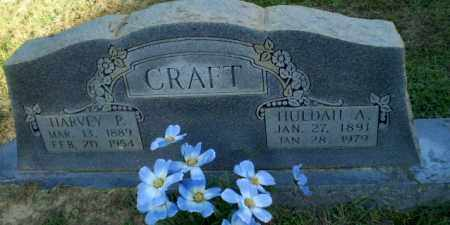 CRAFT, HARVEY P - Clay County, Arkansas | HARVEY P CRAFT - Arkansas Gravestone Photos
