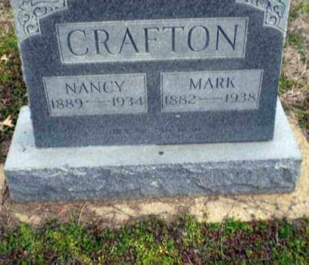 CRAFTON, NANCY - Clay County, Arkansas | NANCY CRAFTON - Arkansas Gravestone Photos