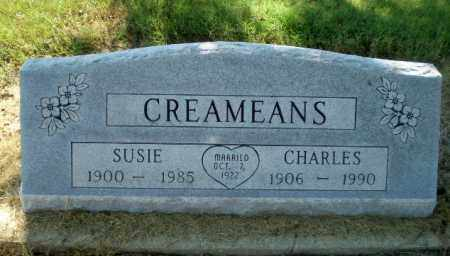 CREAMEANS, CHARLES - Clay County, Arkansas | CHARLES CREAMEANS - Arkansas Gravestone Photos