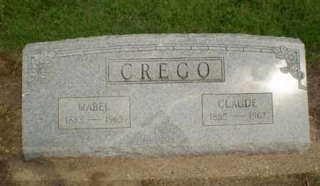 CREGO, MABEL - Clay County, Arkansas | MABEL CREGO - Arkansas Gravestone Photos