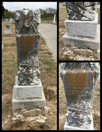 DAVIS, W T - Clay County, Arkansas | W T DAVIS - Arkansas Gravestone Photos