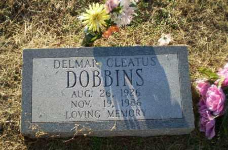 DOBBINS, DELMAR CLEATUS - Clay County, Arkansas   DELMAR CLEATUS DOBBINS - Arkansas Gravestone Photos