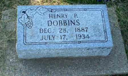 DOBBINS, HENRY P - Clay County, Arkansas | HENRY P DOBBINS - Arkansas Gravestone Photos