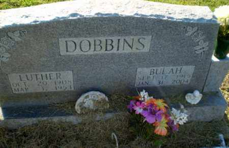DOBBINS, LUTHER - Clay County, Arkansas | LUTHER DOBBINS - Arkansas Gravestone Photos