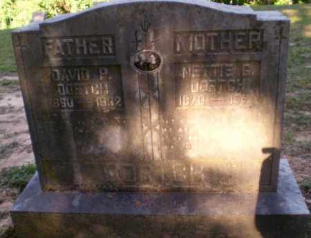 DORTCH, NETTIE G - Clay County, Arkansas | NETTIE G DORTCH - Arkansas Gravestone Photos