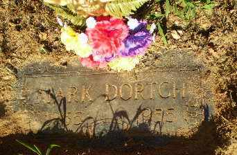 DORTCH, MARK - Clay County, Arkansas | MARK DORTCH - Arkansas Gravestone Photos