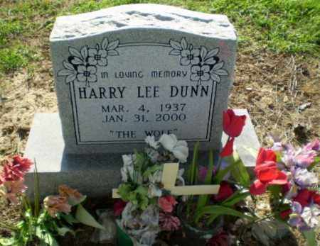 DUNN, HARRY LEE - Clay County, Arkansas | HARRY LEE DUNN - Arkansas Gravestone Photos