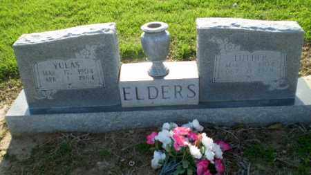 ELDERS, LUTHER - Clay County, Arkansas | LUTHER ELDERS - Arkansas Gravestone Photos