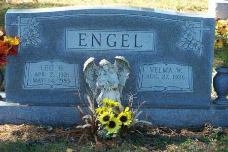 ENGEL, LEO - Clay County, Arkansas | LEO ENGEL - Arkansas Gravestone Photos