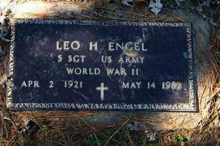 ENGEL (VETERAN WWII), LEO H - Clay County, Arkansas | LEO H ENGEL (VETERAN WWII) - Arkansas Gravestone Photos