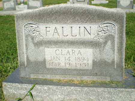 FALLIN, CLARA - Clay County, Arkansas | CLARA FALLIN - Arkansas Gravestone Photos
