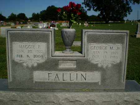 FALLIN, MAGGIE P. - Clay County, Arkansas | MAGGIE P. FALLIN - Arkansas Gravestone Photos