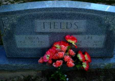 FIELDS, EDNA - Clay County, Arkansas | EDNA FIELDS - Arkansas Gravestone Photos