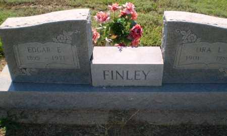 FINLEY, ORA L - Clay County, Arkansas | ORA L FINLEY - Arkansas Gravestone Photos