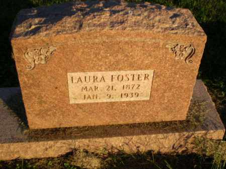 FOSTER, LAURA - Clay County, Arkansas | LAURA FOSTER - Arkansas Gravestone Photos