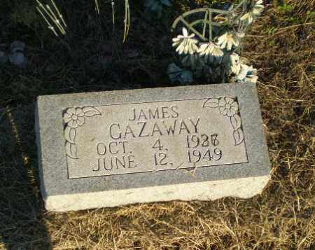 GAZAWAY, JAMES - Clay County, Arkansas | JAMES GAZAWAY - Arkansas Gravestone Photos