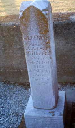 GILBERT, ALBERT H - Clay County, Arkansas | ALBERT H GILBERT - Arkansas Gravestone Photos