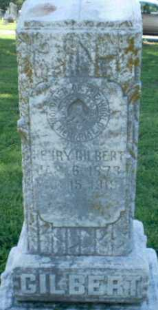 GILBERT, HENRY - Clay County, Arkansas | HENRY GILBERT - Arkansas Gravestone Photos