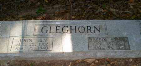 GLEGHORN, JOHN ELY - Clay County, Arkansas | JOHN ELY GLEGHORN - Arkansas Gravestone Photos