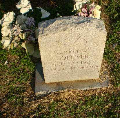 GOLLIVER, CLARENCE - Clay County, Arkansas | CLARENCE GOLLIVER - Arkansas Gravestone Photos