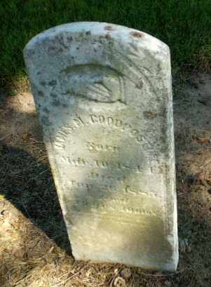 GOODPOSTURE, JAMES M - Clay County, Arkansas | JAMES M GOODPOSTURE - Arkansas Gravestone Photos