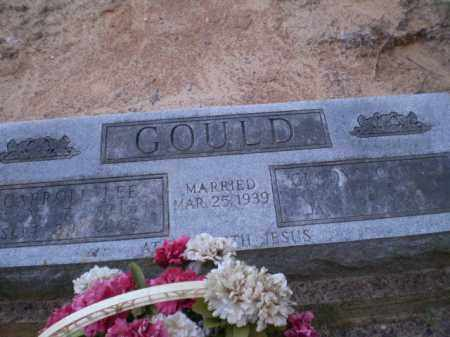 GOULD, CARROLL LEE - Clay County, Arkansas | CARROLL LEE GOULD - Arkansas Gravestone Photos