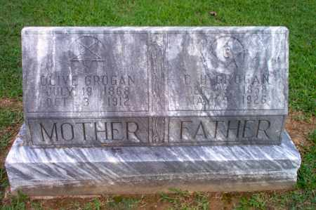 GROGAN, OLIVE - Clay County, Arkansas | OLIVE GROGAN - Arkansas Gravestone Photos