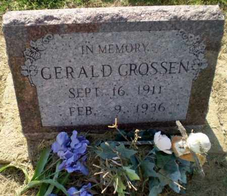 CROSSEN, GERALD - Clay County, Arkansas | GERALD CROSSEN - Arkansas Gravestone Photos