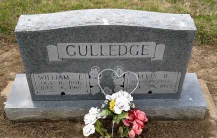 GULLEDGE, WILLIAM T - Clay County, Arkansas | WILLIAM T GULLEDGE - Arkansas Gravestone Photos