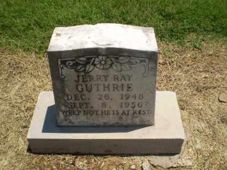 GUTHRIE, JERRY RAY - Clay County, Arkansas   JERRY RAY GUTHRIE - Arkansas Gravestone Photos