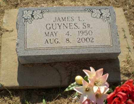 GUYNES, JAMES L - Clay County, Arkansas | JAMES L GUYNES - Arkansas Gravestone Photos
