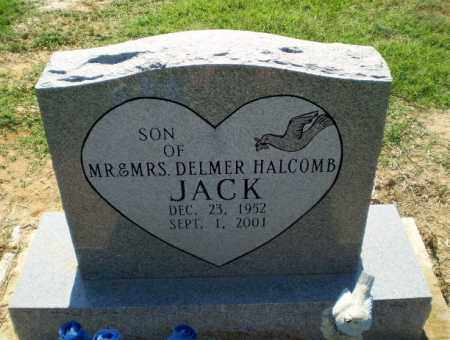 HALCOMB, JACK - Clay County, Arkansas | JACK HALCOMB - Arkansas Gravestone Photos
