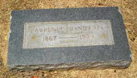 HANDWORK, LAWRENCE - Clay County, Arkansas | LAWRENCE HANDWORK - Arkansas Gravestone Photos