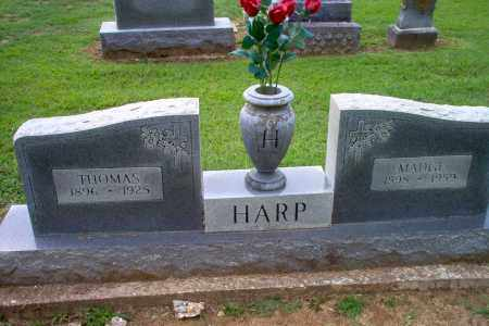 HARP, MADGE - Clay County, Arkansas | MADGE HARP - Arkansas Gravestone Photos