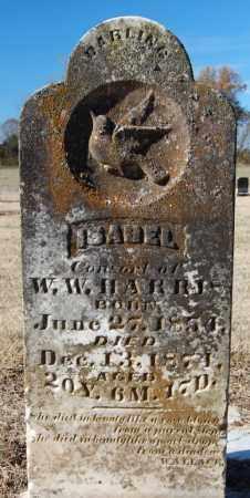 HARRIS, ISABEL - Clay County, Arkansas | ISABEL HARRIS - Arkansas Gravestone Photos