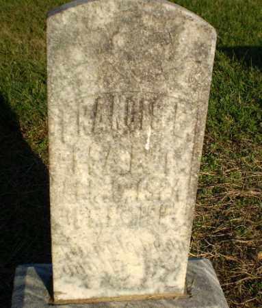 HART, FRANCIS E - Clay County, Arkansas | FRANCIS E HART - Arkansas Gravestone Photos