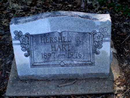 HART, HERSHEL R - Clay County, Arkansas | HERSHEL R HART - Arkansas Gravestone Photos