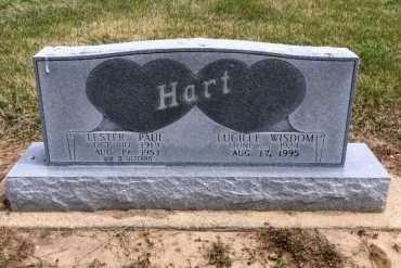 HART, LUCILLE - Clay County, Arkansas | LUCILLE HART - Arkansas Gravestone Photos