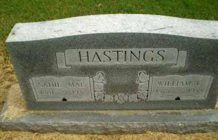 HASTINGS, WILLIAM C - Clay County, Arkansas   WILLIAM C HASTINGS - Arkansas Gravestone Photos