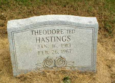 "HASTINGS, THEODORE ""TED"" - Clay County, Arkansas 
