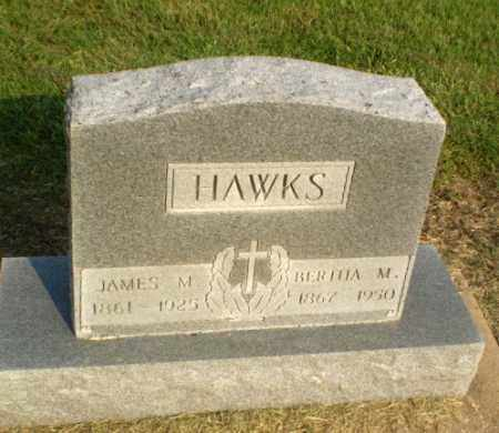 HAWKS, BERTHA M - Clay County, Arkansas | BERTHA M HAWKS - Arkansas Gravestone Photos