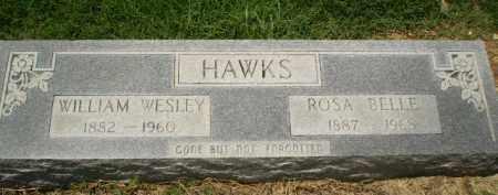 HAWKS, ROSA BELLE - Clay County, Arkansas | ROSA BELLE HAWKS - Arkansas Gravestone Photos