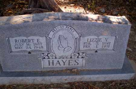 HAYES, ROBERT E - Clay County, Arkansas | ROBERT E HAYES - Arkansas Gravestone Photos