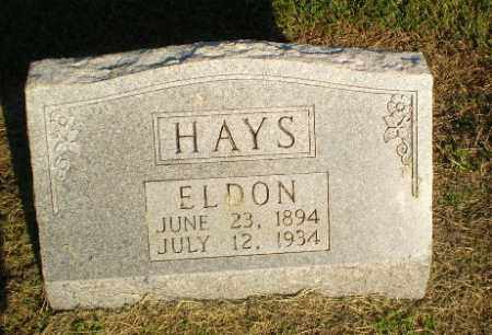 HAYS, ELDON - Clay County, Arkansas | ELDON HAYS - Arkansas Gravestone Photos