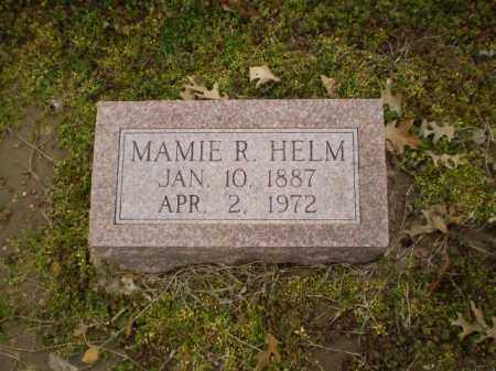 HELM, MAMIE R. - Clay County, Arkansas | MAMIE R. HELM - Arkansas Gravestone Photos