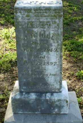 HILL, J R - Clay County, Arkansas | J R HILL - Arkansas Gravestone Photos