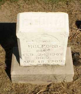 HOLFORD, LEONA - Clay County, Arkansas | LEONA HOLFORD - Arkansas Gravestone Photos
